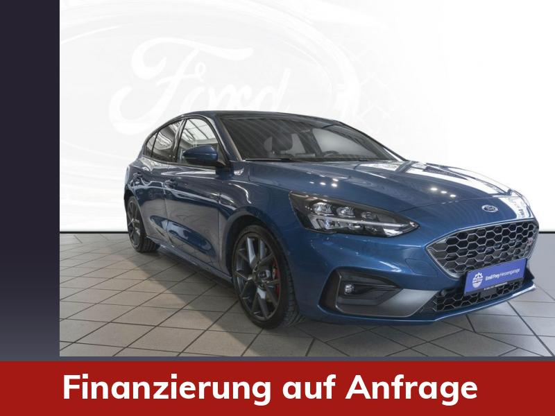 FORD  Focus 2.3 EcoBoost S&S ST mit Styling-Paket 206 kW, 5-türig, Performance-Blau Metallic