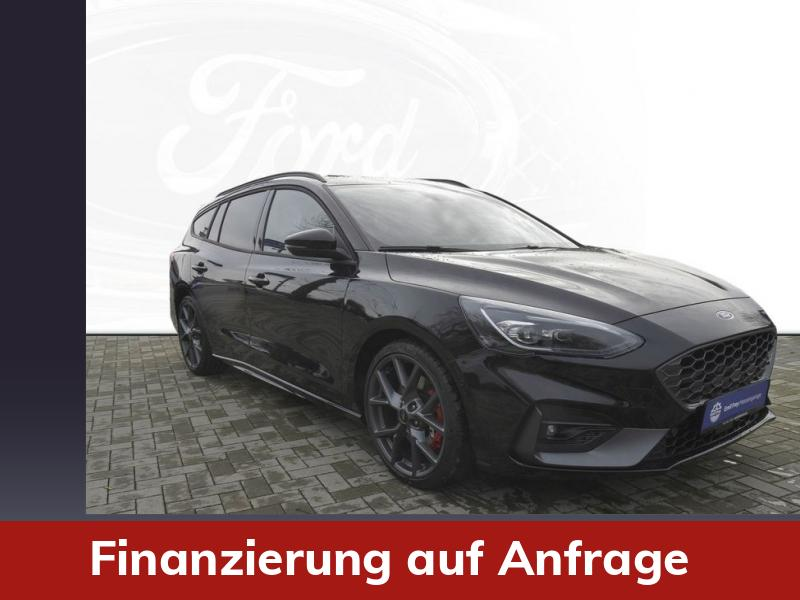 FORD  Focus Turnier 2.3 EcoBoost S&S ST mit Styling-Paket 206 kW, 5-türig, Obsidian-Schwarz Metallic