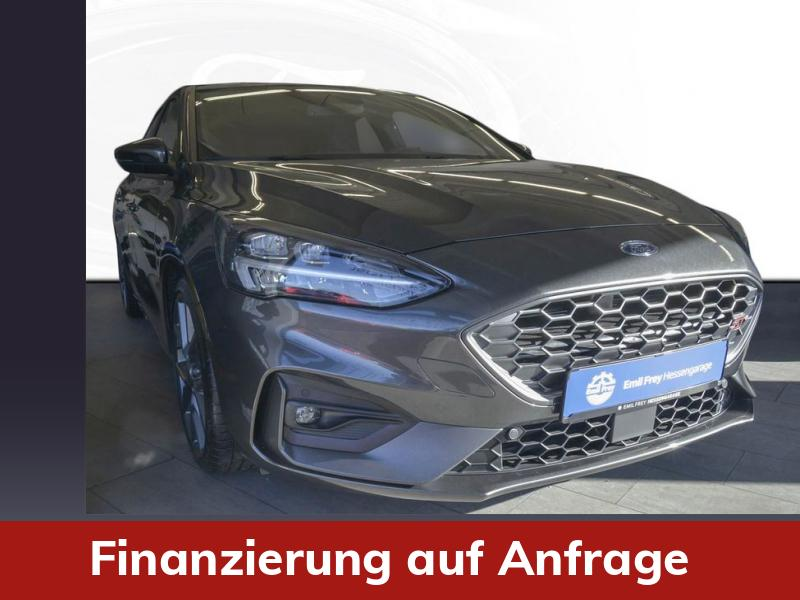 FORD  Focus 2.3 EcoBoost S&S Aut. ST mit Styling-Paket 206 kW, 5-türig, Magnetic-Grau Metallic